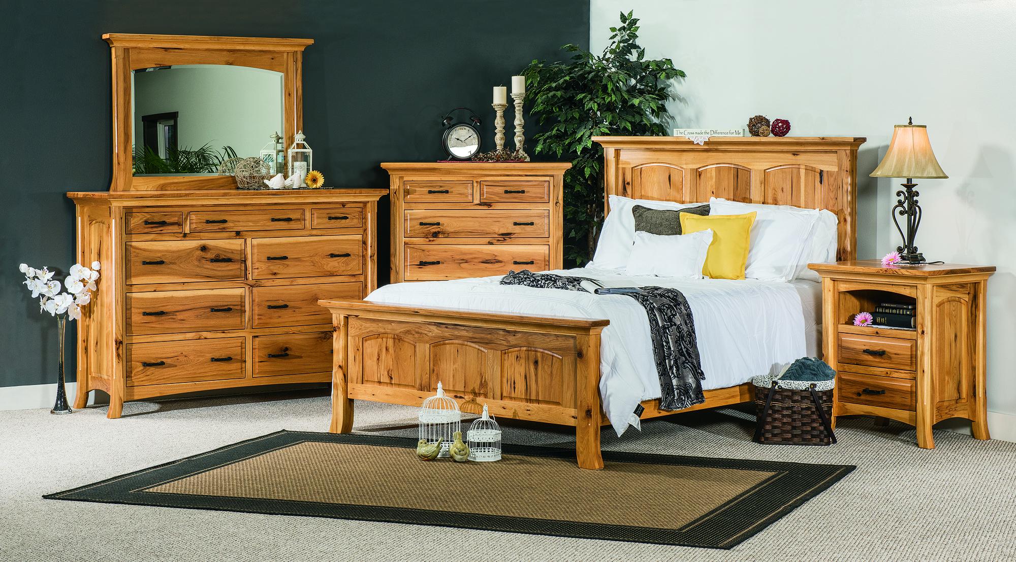 Amish Homestead Bedroom Set Bedroom Furniture