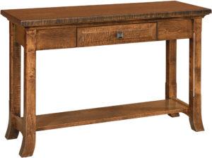 Homestead Open Sofa Table