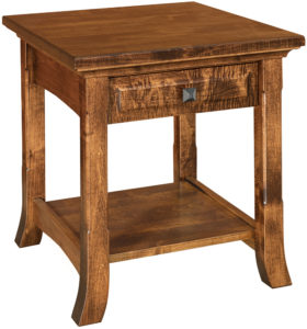 Homestead Open End Table
