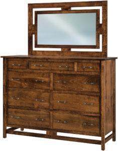 Lakota 9-Drawer Dresser