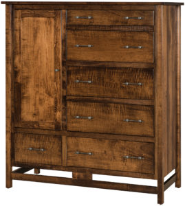 Lakota Single Door Chest