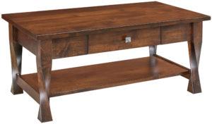 Lexington 1-Drawer Coffee Table