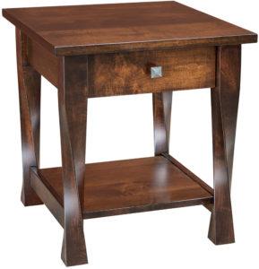 Lexington 1-Drawer End Table