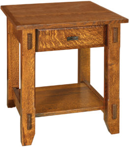 Tacoma Open End Table