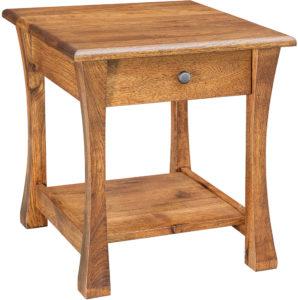 Vandalia Open End Table