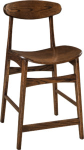 Marque Stationary Bar Stool