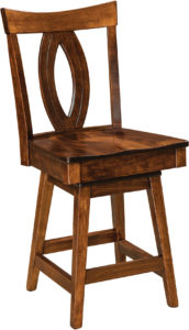 Miami Swivel Bar Stool