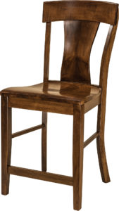 Ramsey Stationary Bar Stool