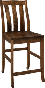 Salem Stationary Bar Stool