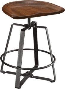 Iron Craft Barstool