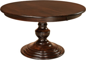 Kingsley Single Pedestal Table