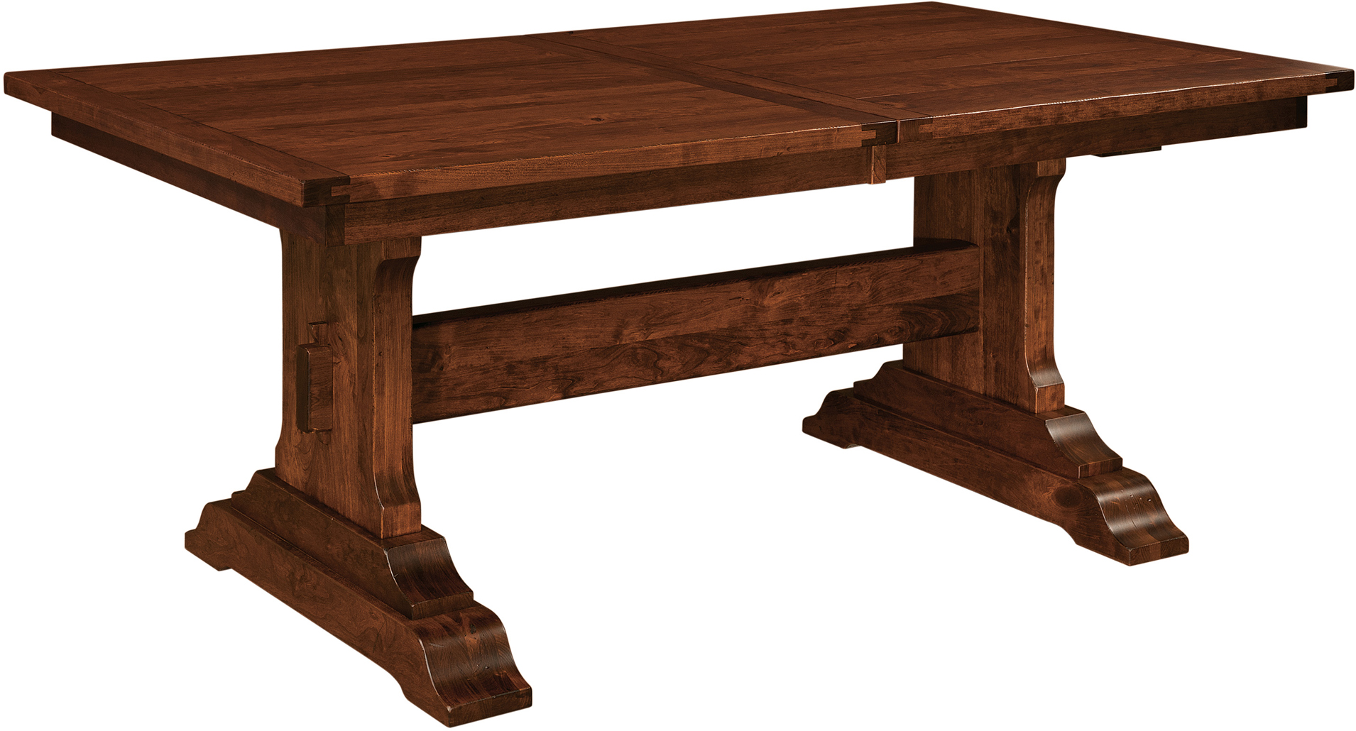 Manchester Dining Table | Amish Manchester Dining Table