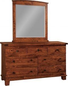 Larado Seven Drawer Dresser