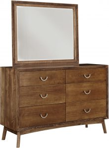 Tucson Dresser Including Mirror