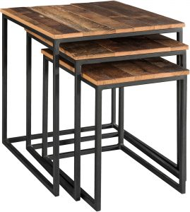 Haven Stackable End Table Collection