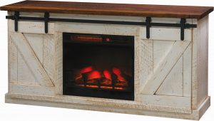 Durango Fireplace TV Cabinet