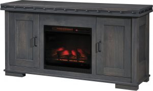 Pasadena Fireplace TV Cabinet