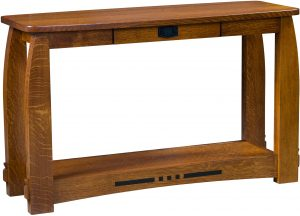 Colebrook Open Style Sofa Table