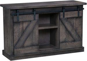 Durango-Style Sofa Table