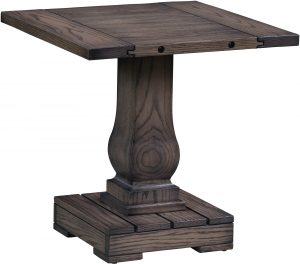Imperial-Style End Table