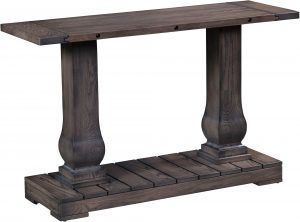 Imperial-Style Sofa Table
