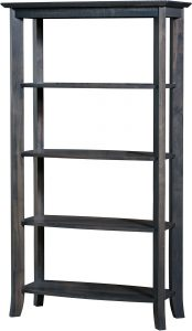 Laurel Open Bookcase