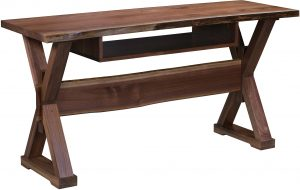 Remington Live Edge TV Console
