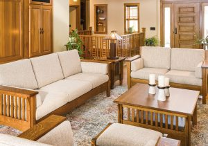 Pioneer Family Room Collection