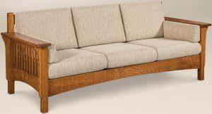 Pioneer Slat Sofa