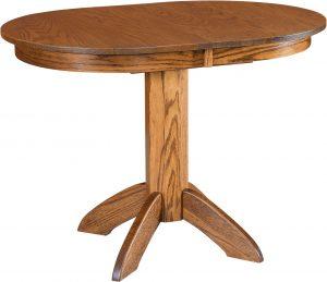 Advance Single Pedestal Table