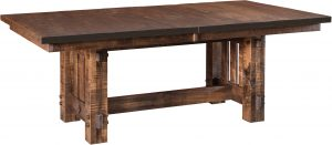 El Paso Trestle Table