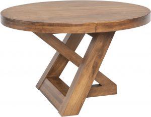 Elvira Single Pedestal Table