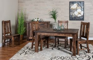 Houston Leg Dining Room Set