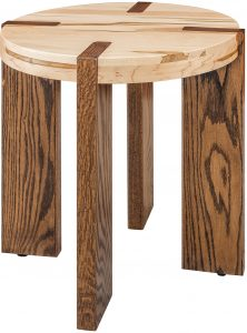 Olympic Round End Table