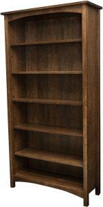 Post Mission Bookcase