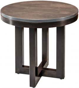 Xcell Round End Table