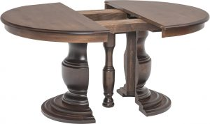 Ziglar Split Pedestal Dining Table