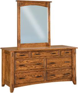 Tacoma Seven-Drawer Dresser