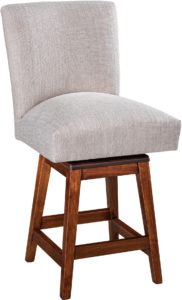 Trenton Swivel Bar Stool