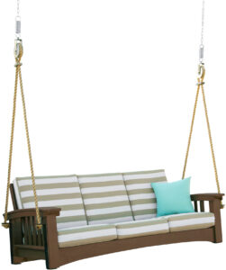 Mission Sofa Poly Rope Swing