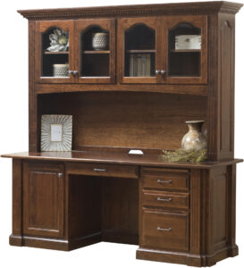 Signature Credenza with Hutch