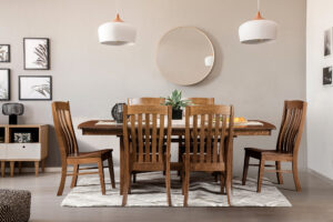 Galena Trestle Dining Set