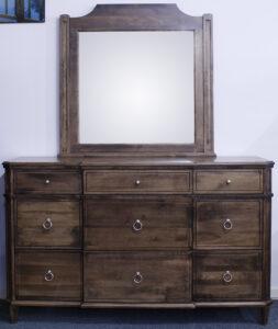 Montour 9 Drawer Dresser