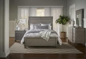 Montour Panel Bed