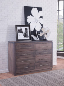 Rialto 8 Drawer Dresser
