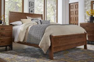 Trieste Sleigh Bed