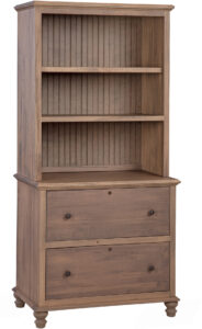 Wrightsville Lateral File and Hutch
