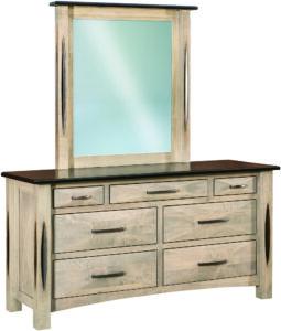 Ravena Seven-Drawer Dresser