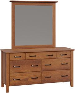 Oaklyn Seven-Drawer Dresser