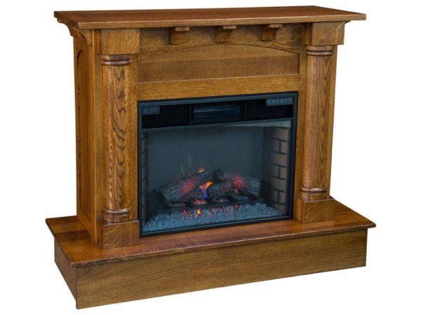 Amish Felix Fireplace